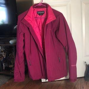 Women's Patagonia lightweight coat